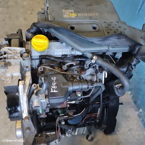 Motor Renault Clio II Kangoo 1.9D