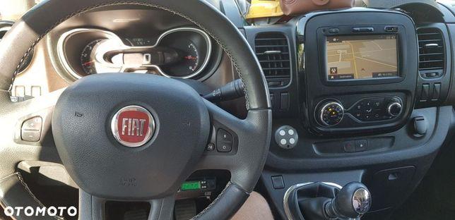 Fiat Talento  /Renault Trafic Klimatronic,hak,6os,Long