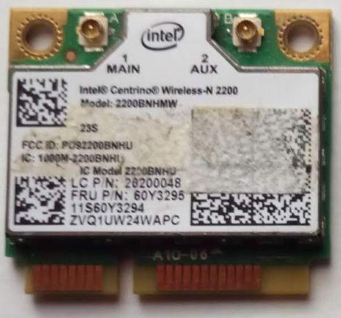 Intel Centrino Wireless-N 2200