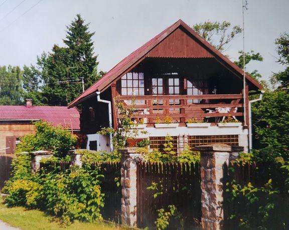 domek na kaszubach wdzydze tucholskie nad jeziorem 2 - 4 osobowy