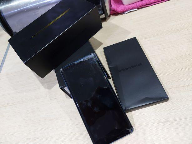Samsung Galaxy Note 9 uszkodzony pełen kpl. Zamiana