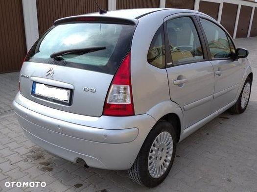 Citroën C3 benzyna 1.4, lift