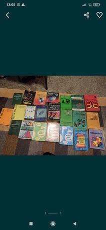 Książki podręczniki stare oddam