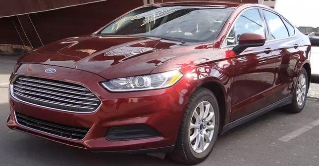 Ford Fusion 2016 USA, 2.5 л