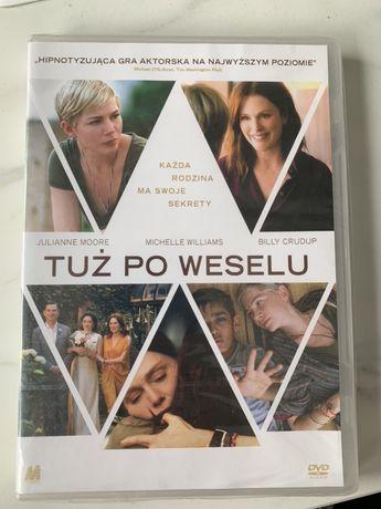 "Dramat ""tuż po weselu"" dvd"