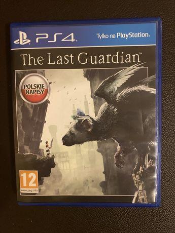 Sprzedam Gra The Last Guardian PS4