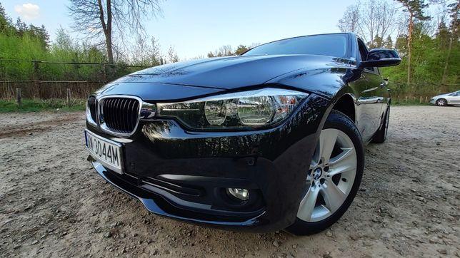 BMW F30 320i 184KM Lift AUTOMAT, JASNA SKÓRA (możliwa zamiana)
