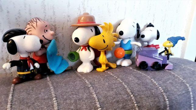 Snoopy - zestaw zabawek McDonald's