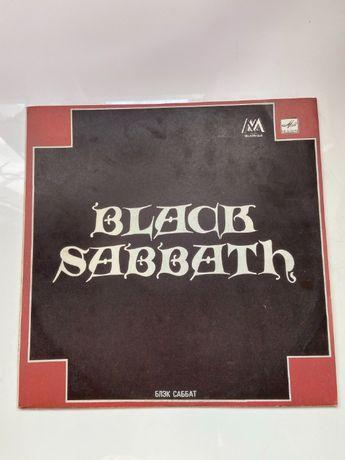 płyta winylowa black sabbath
