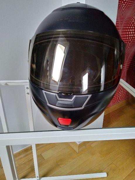 Kask motocyklowy NOLAN N91 CLASSIC N-COM black rozmiar L