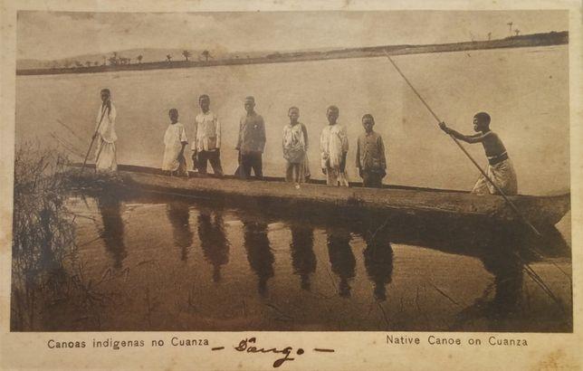 Postal Cuanza, Angola