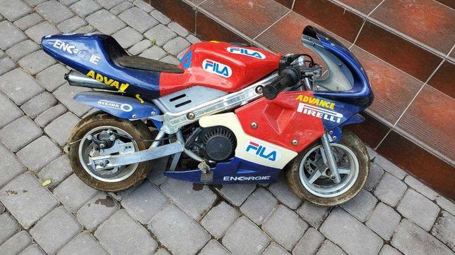 Мини мото Ducati бензин