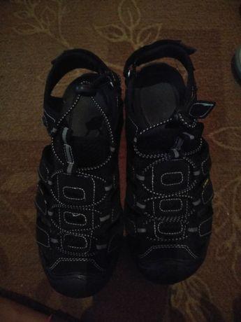 Sandały chłopięce r37
