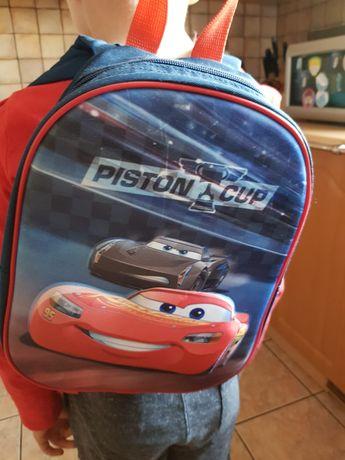 Plecak Zygzac McQueen dla dzieci.