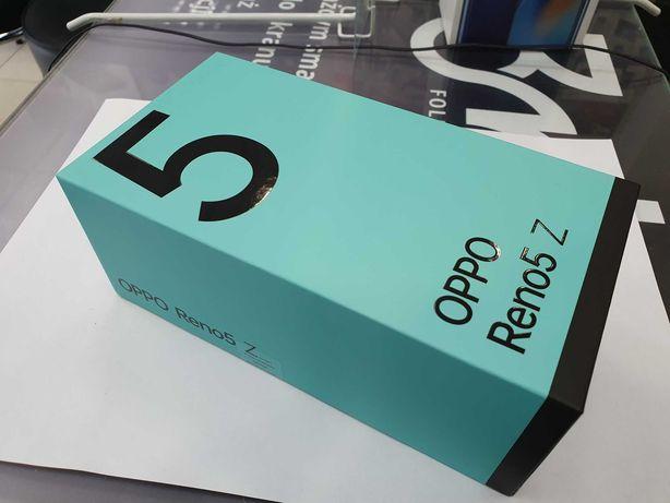 Oppo Reno 5Z Dual SIM 5G/ Czarny/ GW24/ Plomba/ 8GB / 128GB/ Gdynia