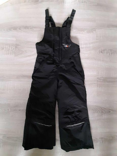 Spodnie narciarskie 86/92 Lupilu ocieplane