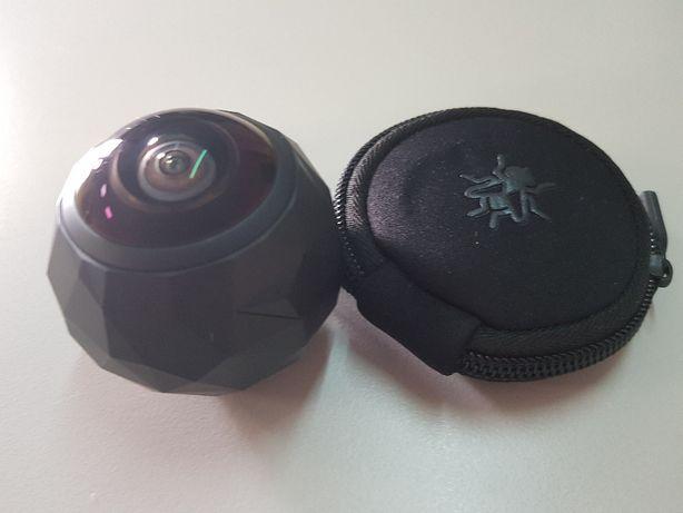 Kamera sportowa 360 FLY wifi zestaw Tanio