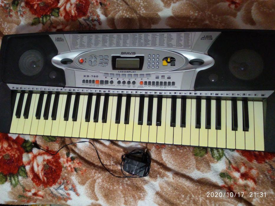 Продам синтезатор. Вознесенск - изображение 1