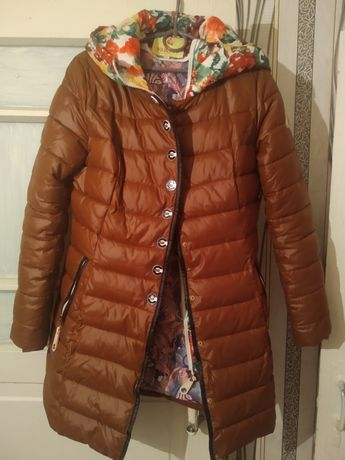 Пальто пуховик куртка
