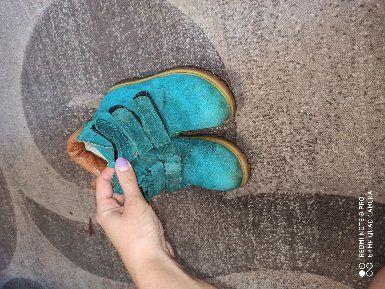 Ботинки ортопедические 28 р 18 см