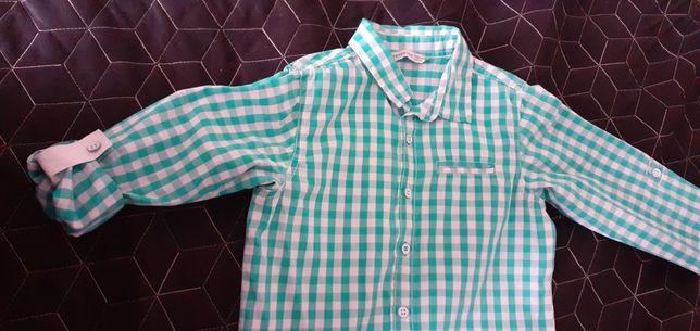 Koszula chłopięca Reserved 116