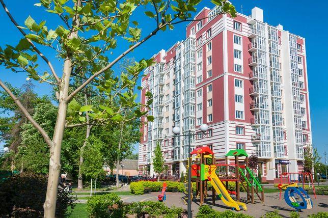 2к квартира з документами поруч з Києвом Академмістечко від власника