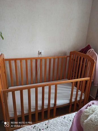 Дитяче ліжко + матрас
