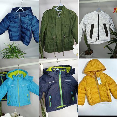 Шикарные курточки для мальчиков известных брендов!