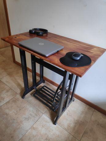 Mesa / secretária / aparador pés máquina costura