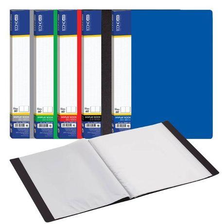 Папка плотная, регистратор, скоросшиватель с файлами А4