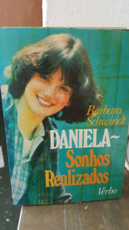 """Tres Livros """"Daniela"""""""