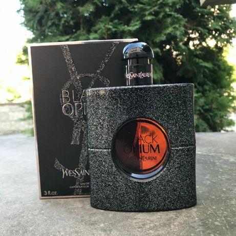 Yves Saint Laurent Black Opium 100ml (Черный Опиум). Женские духи 2=3