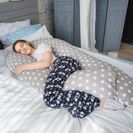 Подушка для Беременных Вагітних. Для кормления. Лучшая подушка для сна