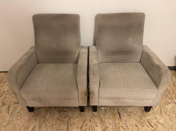 Fotele dwie sztuki