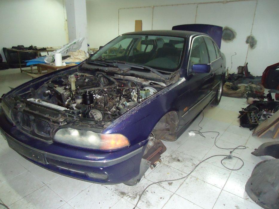 Peças BMW E39 Serie 5 Caldelas - imagem 1