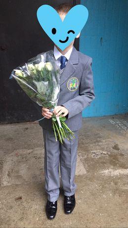 Школьный костюм на мальчика, костюм, школьная форма