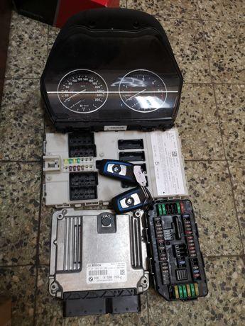 Komputer Sterownik Pakiet startowy bmw f20 114d