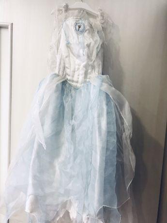 Платье снежной королевы из хроник нарнии
