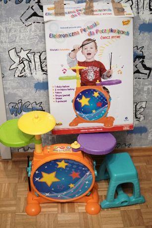 Elektroniczna perkusja dla dzieci 2-5 lat