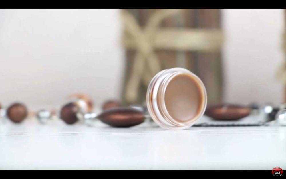 Лечебный бальзам для губ розовый и со вкусом чёрного шоколада Киев - изображение 1