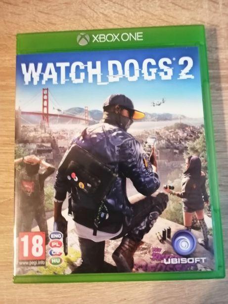 Watch dogs 2 pl Xbox one
