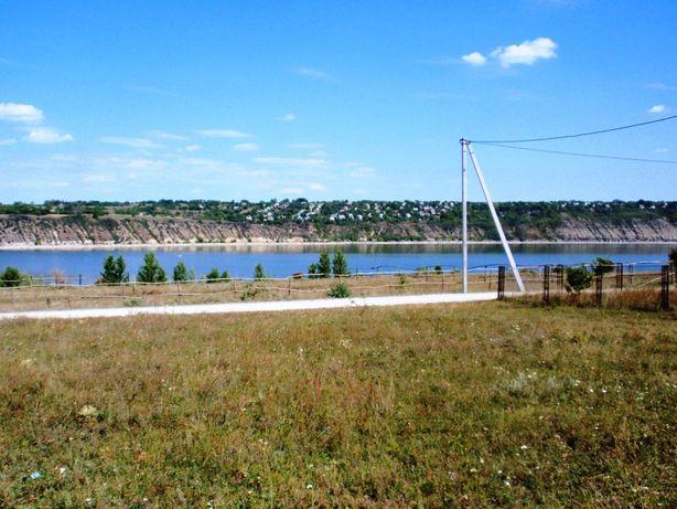Продам земельный участок 0,08га на берегу Днестра, c. Вороновица