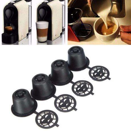 Cápsula Reutilizáveis Dolce Gusto e Nespresso