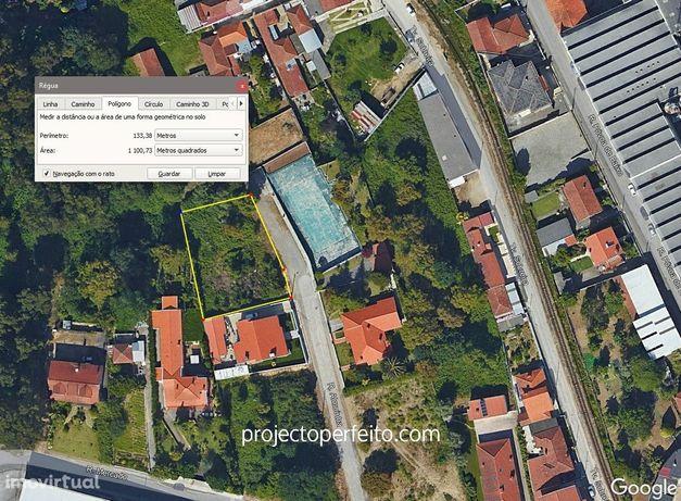 Terreno Urbano  Venda em Paços de Brandão,Santa Maria da Feira