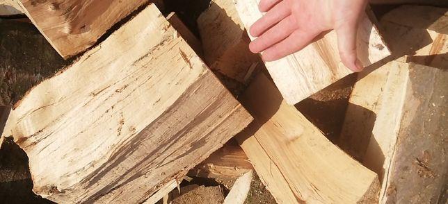 Drewno kominkowe 12mc sezonowane bardzo ładne