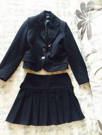 Продам школьную форму и блузку Ashen