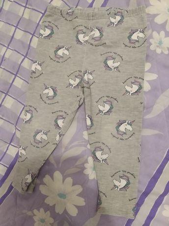 Лосини, штани для дівчинки, Carter's