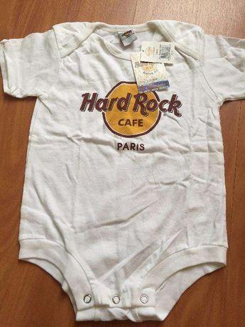 Body Hard Rock Café - 18 meses