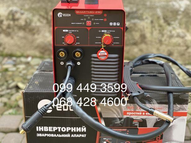Сварочный полуавтомат Edon SMART MIG 290, Сварочный аппарат