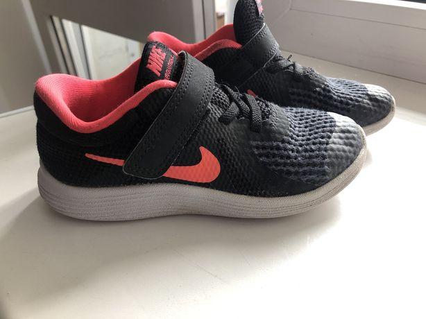 Nike кроссовки 27р 16см